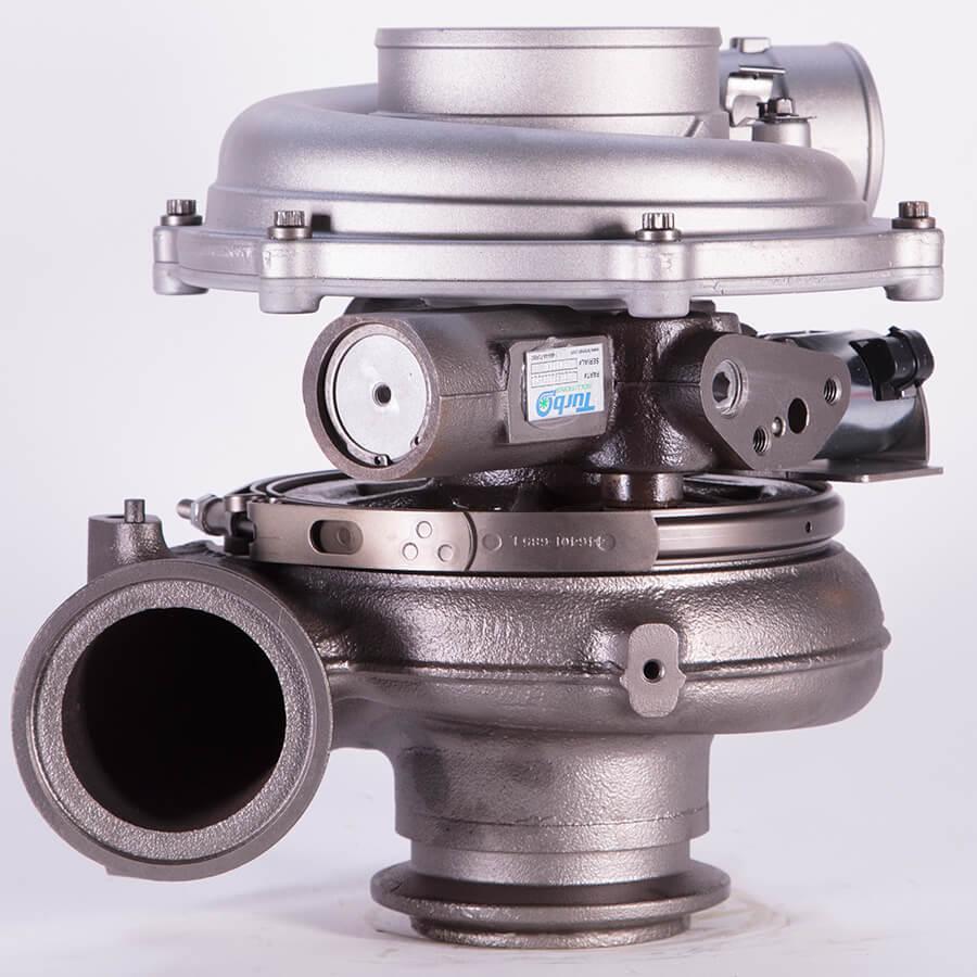 Garrett Ford 6 0L GT3782VA 2004-2005 Remanufactured Turbocharger