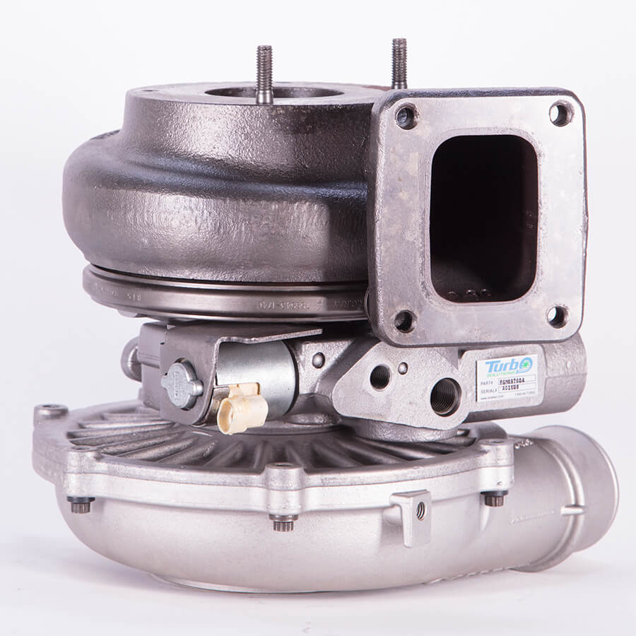 Garrett Duramax Isuzu GT3788BLVA 7 8L 2000-2003 Remanufactured Turbocharger  #RGM8976049762