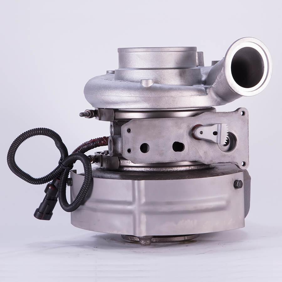 Holset Cummins HE351VE ISM Shortneck 2007-2010 Remanufactured Turbocharger  #RHM4955397 - Turbo Solutions